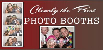 Photo Booth Rentals Baltimore and DC | Clearly The Best
